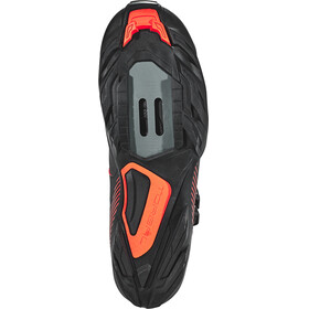 Shimano SH-ME3 Fahrradschuhe Unisex Wide Black Orange